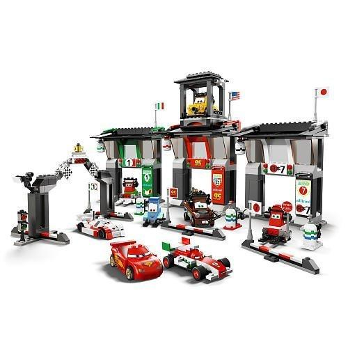 LEGO 8679 Disney Cars Exclusive Limited Edition Set - Yasuee