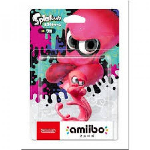 Limited offer Nintendo Amiibo Octopus Splatoon 2 Switch Wii Pink