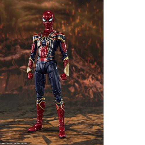 S.H.Figuarts Iron Spider -[FINAL BATTLE] EDITION- (Avengers: Endgame) - Yasuee