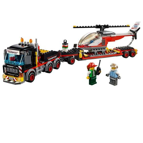 LEGO 60183 City Heavy Cargo Transport - Yasuee