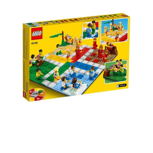 LEGO 40198 Promotional Ludo game - Yasuee