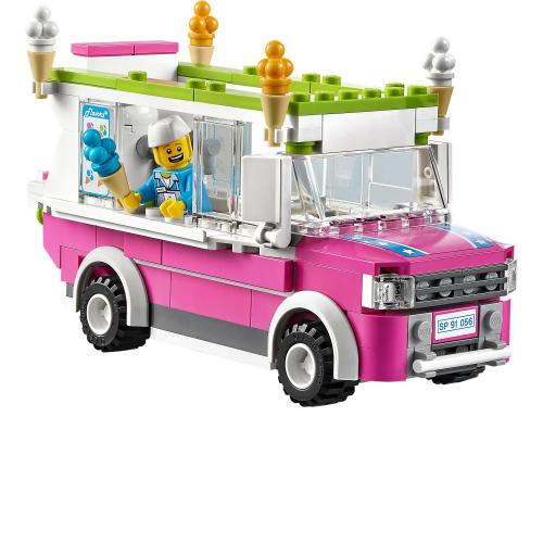 LEGO 70804 The LEGO Movie Ice Cream Machine - Yasuee