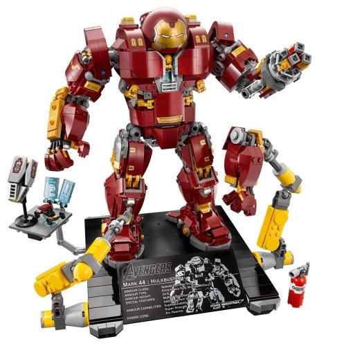 LEGO 76105 The Hulkbuster: Ultron Edition - Yasuee