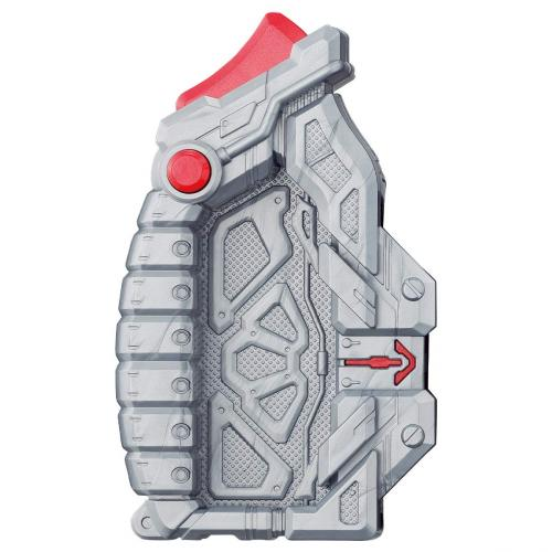 Bandai Kamen Rider Zero-One 01 DX Assault Wolf Progrise Key Henshin Toy