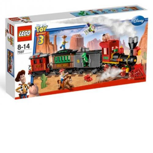 LEGO 7597 Toy Story Western Train Chase - Yasuee