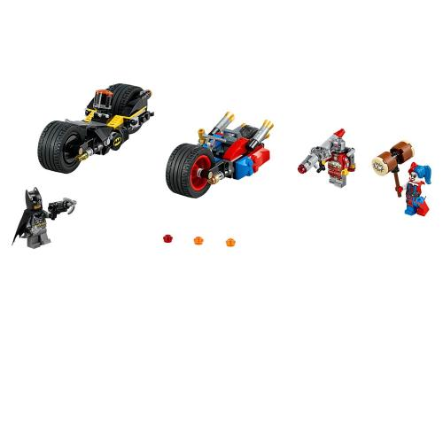 LEGO 76053 Super Heroes Gotham City Cycle Chase - Yasuee
