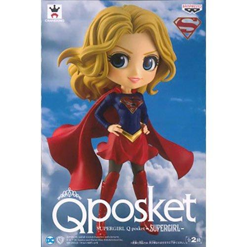 Craneking Q posket qposket DC Comic Series - Supergirl (A Color)