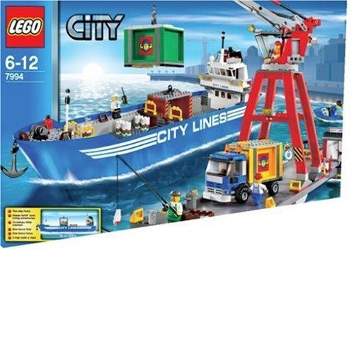 LEGO 7994 City Harbor - Yasuee