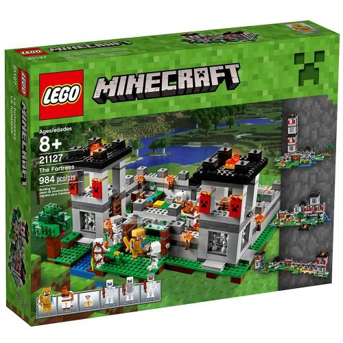 LEGO 21127 Minecraft The Fortress - Yasuee