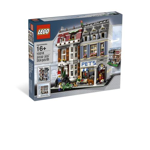 LEGO 10218 Creator Modular Buildings Pet Shop