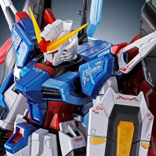 Bandai RG Destiny Gundam [Titanium Finish] 1/144 Real Grade Plastic Model Kit - Yasuee