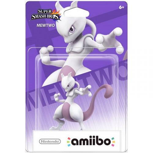 Limited offer Nintendo Amiibo Mewtwo Super Smash Brothers Switch Wii U Pokemon