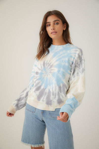 Step Sweatshirt