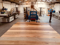 Origin Floors finished with Rubio in the UK.