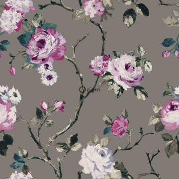Origin Wallcovering | Traditional Floral