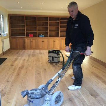 Engineered Wood Flooring Installation ( Floating )