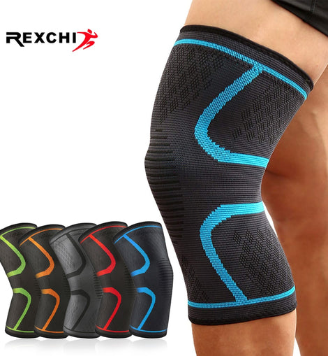 Patella Brace Support Urposture.com Nylon Elastic Knee Pads For Running Basketball Volleyball