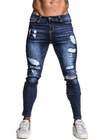Ripped Jeans for Boys | Stretch Skinny Ripped Jeans | UrPosture.com