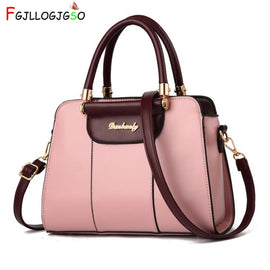 2020 Women's shoulder bag PU leather totes purse Female leather messenger crossbody bags Ladies handbags