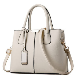 Women Leather Handbags 2020 Luxury Ladies Hand Bags Purse Fashion Shoulder Bags