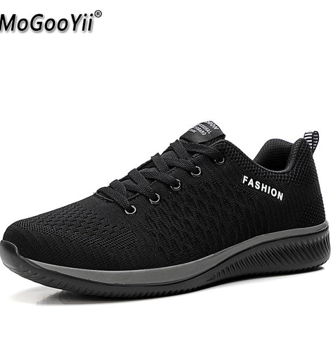 Men Casual Shoes Fashion Breathable Lightweight  Jogging