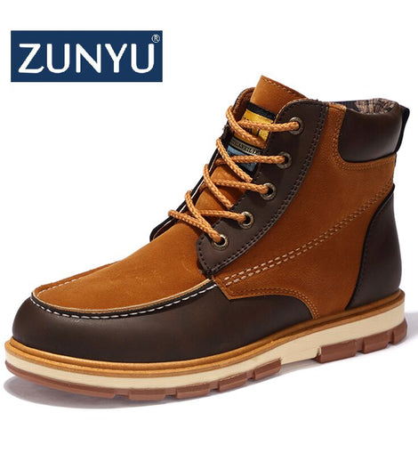 Unisex Winter Snow Shoes  Ankle Boots