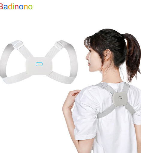 Posture Belt Reminder Confidence Builder Original intelligent Posture Corrector and Posture Trainer for Back Health Benefits