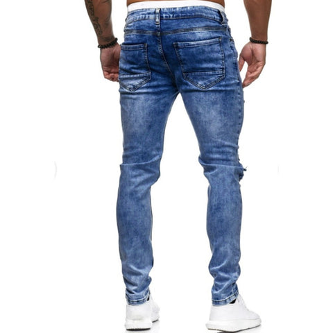 Knee Ripped Jeans Mens | Knee Ripped Jeans | UrPosture.com