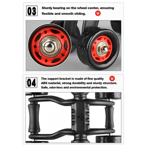 Ab Roller Wheel Abdominal Abs Exercise | ab roller exercise equipment | UrPosture.com