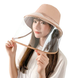 Bucket Sun Visor | Anti-Virus Protective Face Shield
