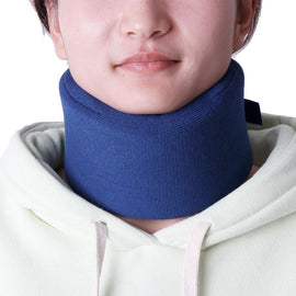 Unisex Adjustable Soft Foam Cervical Collar Neck Brace Support Shoulder Pain Relief