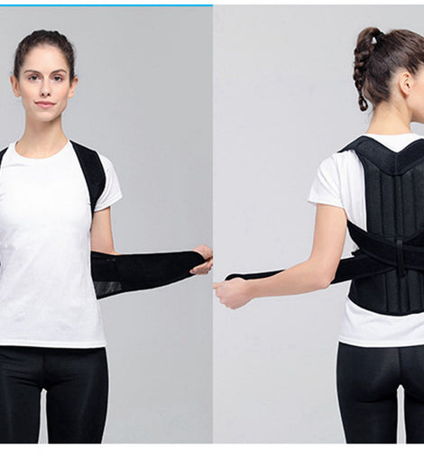 WHOLE BACK AND SHOULDER BRACE FOR MEN and WOMEN