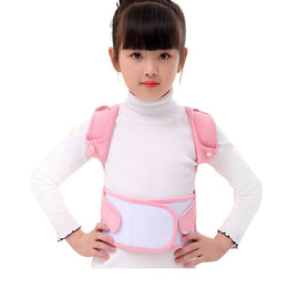 Buy Posture Correction Belt for Children - Unisex Back Posture Corrector Brace for Kids - Baby Back Shoulder Support Belt