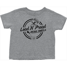 Vintage Logo - Toddler T-Shirt
