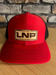Simple LNP Patch Hat