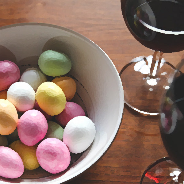 Essential Easter Egg and Wine Pairings
