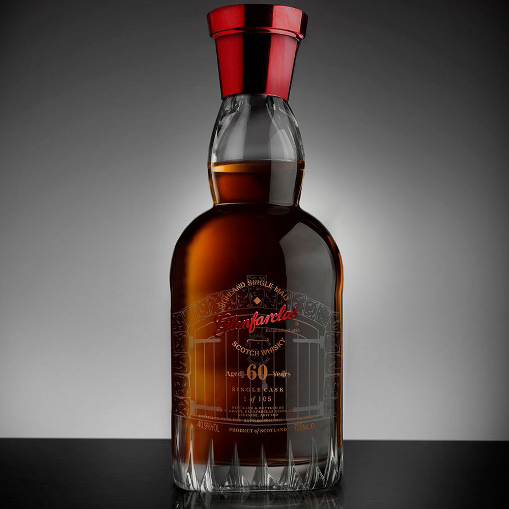 A step Back In Time.. Glenfarclas 60 Year Old Whisky.