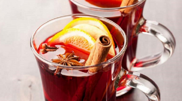 Spiced Mulled Port Wine Recipe