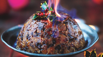 Taylors Port Christmas Pudding Recipe