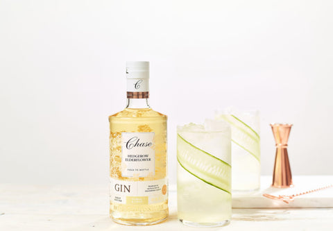 Chase Hedgerow Elderflower Gin | Secret Bottle Shop