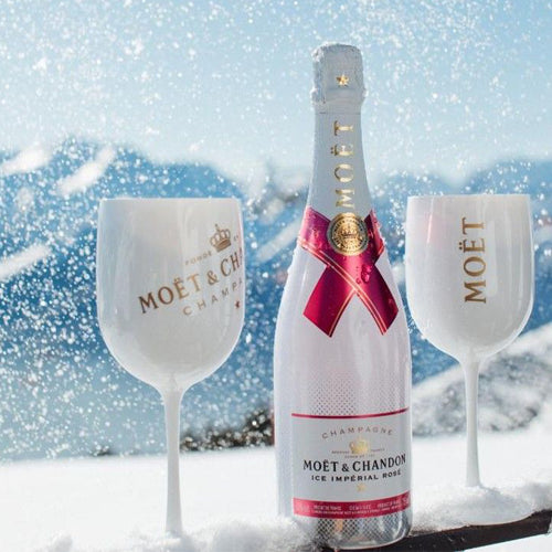 Moet and Chandon ICE Imperial Rosé NV Champagne 75cl 12% ABV