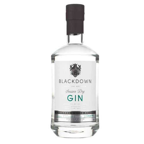 Blackdown Sussex Dry Gin 70cl 37.5% ABV
