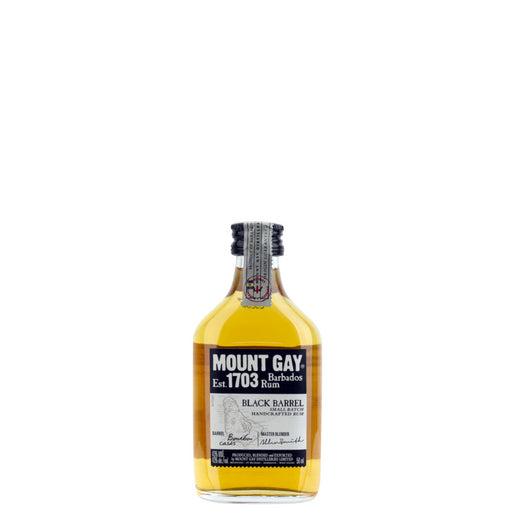 Mount Gay Black Barrel Rum Miniature 5cl 43% ABV