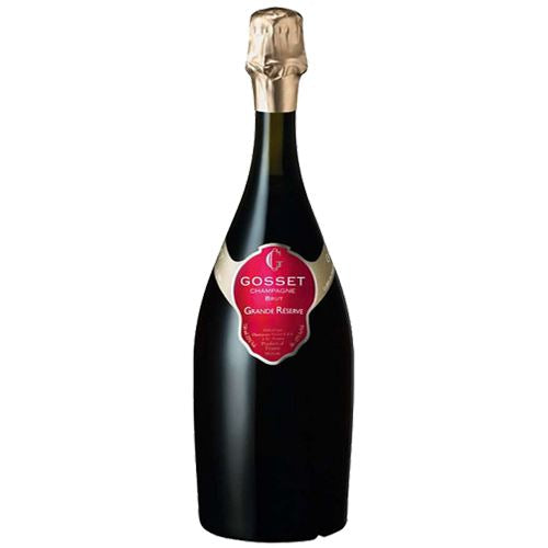 Gosset Grand Reserve Brut Champagne 75cl Non Gift Boxed 12% ABV