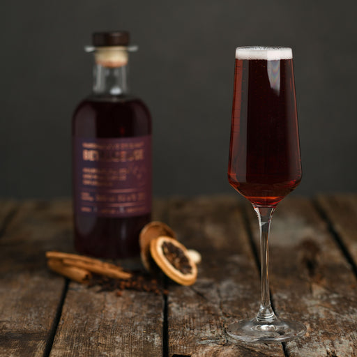 Wardingtons Original Betelgeuse Mulberry, Damson and Winter Spice Gin Liqueur 50cl 26% ABV