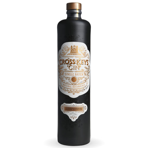 Cross Keys Distilled Dry Gin 70cl 41% ABV