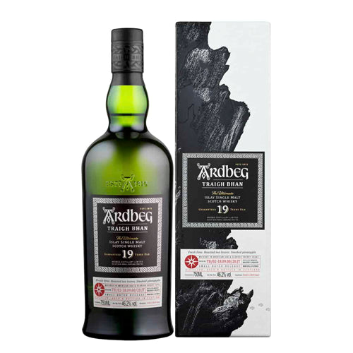 Ardbeg 19 Year Old Traigh Bhan Whisky 'Batch 2' 70cl 46.2% ABV