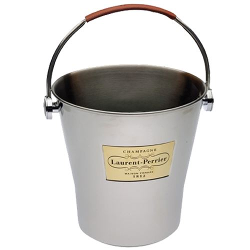 Laurent Perrier La Cuvee Brut Champagne Magnum 150cl with Magnum LP Ice Bucket 12% ABV