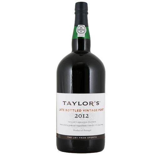 Taylors LBV Port 2012 300cl Jeroboam in wood 20% ABV