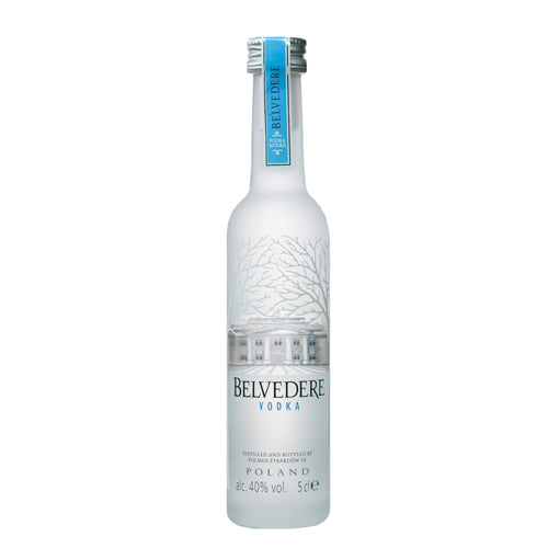 Belvedere Pure Vodka 5cl